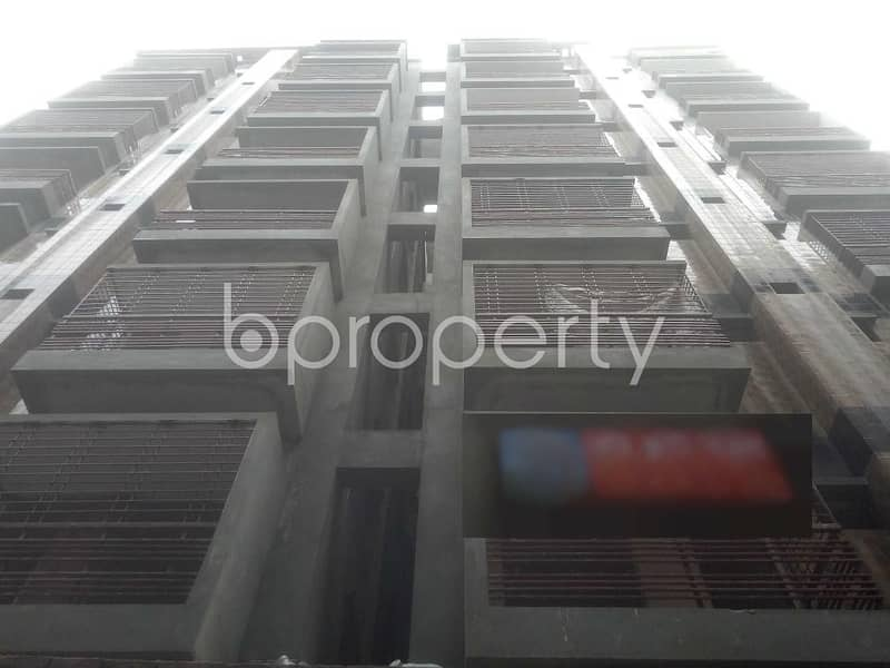 View This 1250 Sq Ft Residential Flat For Sale In Badda