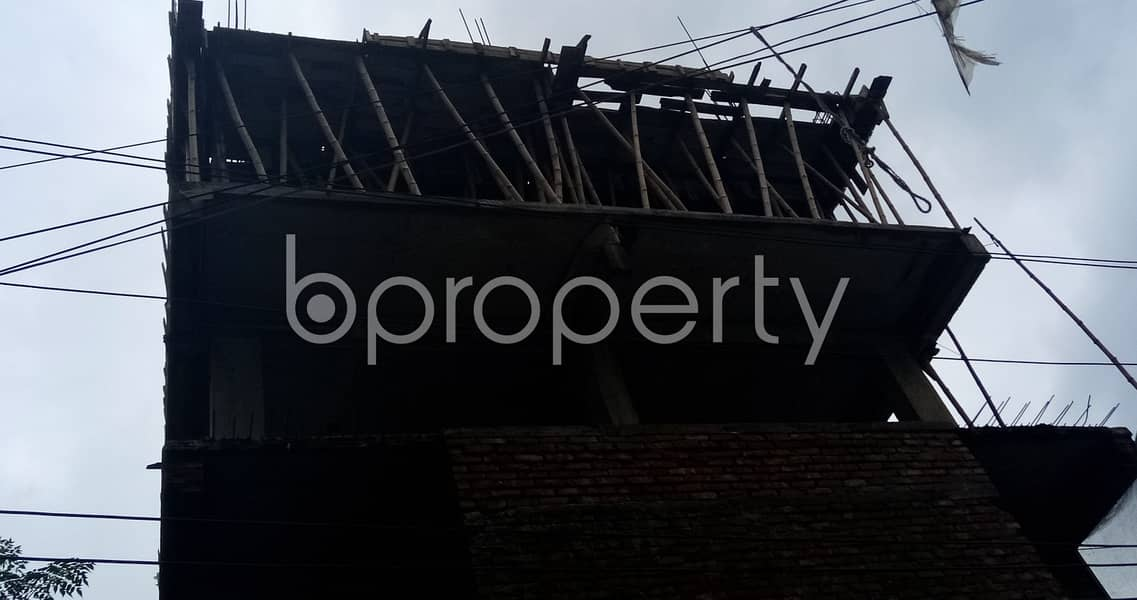 800 Sq Ft Flat Is Ready For Sale At Mohammadpur
