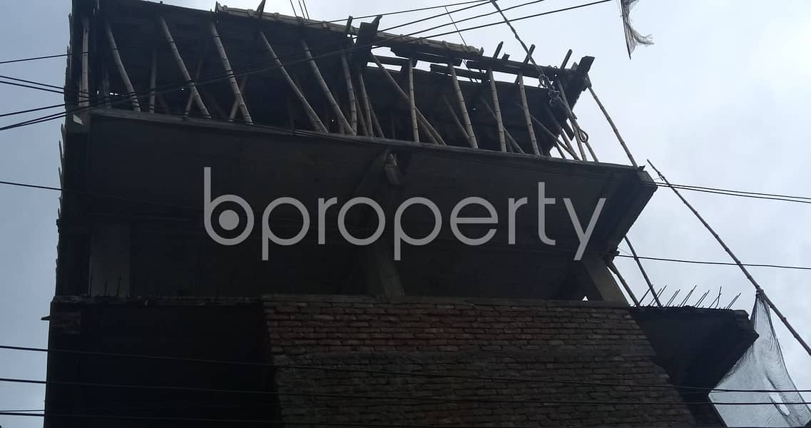 800 Sq Ft Flat Is Up For Sale At Mohammadpur