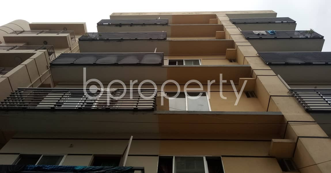 Amazing 1170 Sq Ft Apartment Is Ready For Rent In Mirpur