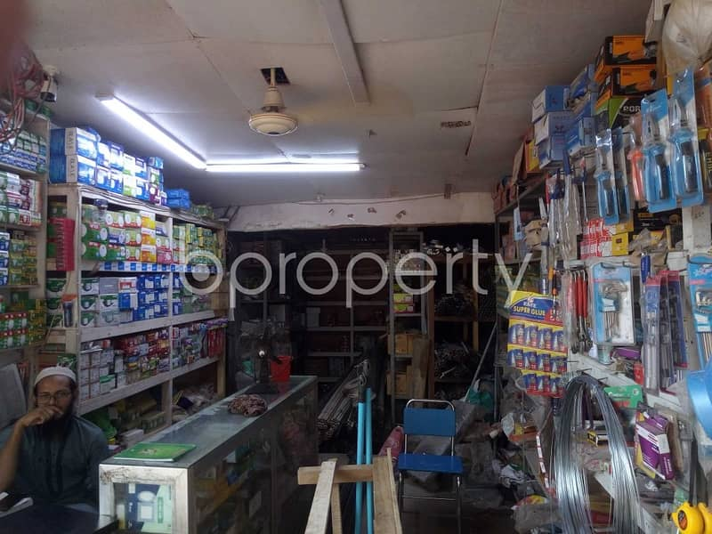 340 Sq Ft Ready Shop For Rent In Uttara