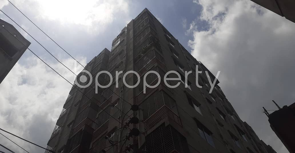 1156 Sq Ft Apartment Is Ready For Sale At Uttar Badda