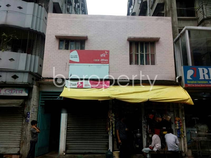 120 Square Feet Commercial Shop Is Available For Rent In Kathalbagan