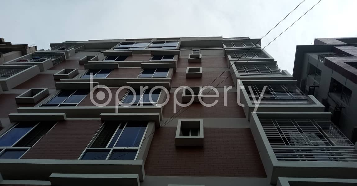 Grab This Attractive 2150 Sq Ft Flat For Rent In Mirpur DOHS