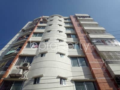 600 Sq. Ft. Apartment Is Vacant For Apartment Hunter In Badda, Is Up For Rent