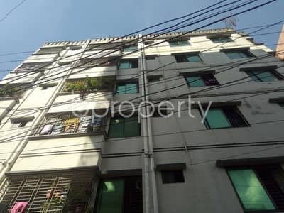 For Rent, This 700 Sq. Ft. With 2 Bedroom Flat Is Available In Badda