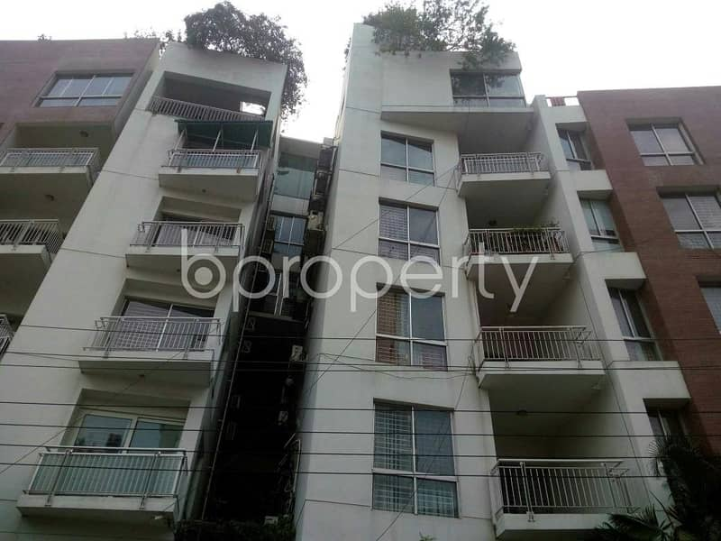 Start a new home, in this 2650 SQ FT flat for sale in Gulshan 1, near United Commercial Bank Limited Head Office