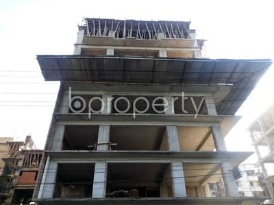 Office for Sale in Banasree, Dhaka - An Office Space Is Up For Sale Located In Banasree Near To Faizur Rahman Ideal Institute .