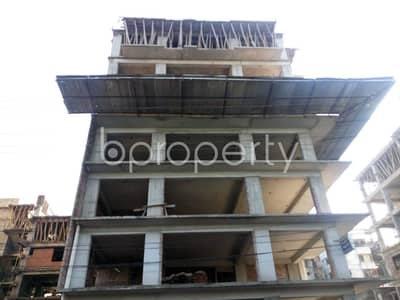 Office for Sale in Banasree, Dhaka - A Commercial Office Space For Sale Located In Banasree Near To Faizur Rahman Ideal Institute .