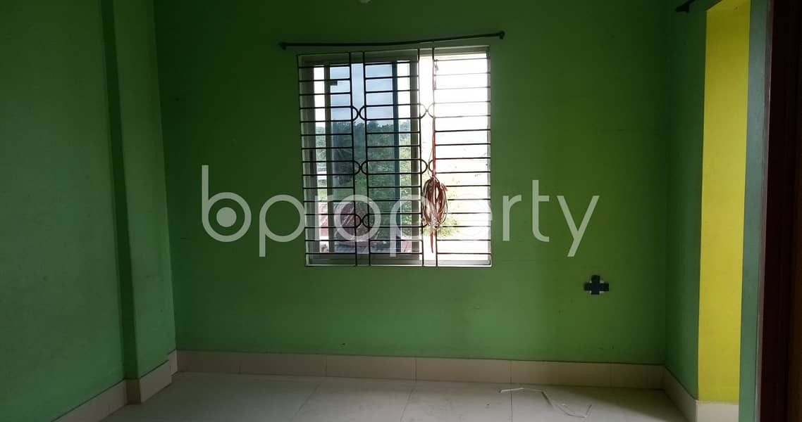 See This 2 Bedroom Smartly Priced Apartment Which Is Up For Rent In 1 No. South Pahartali Ward, That You Should Check.