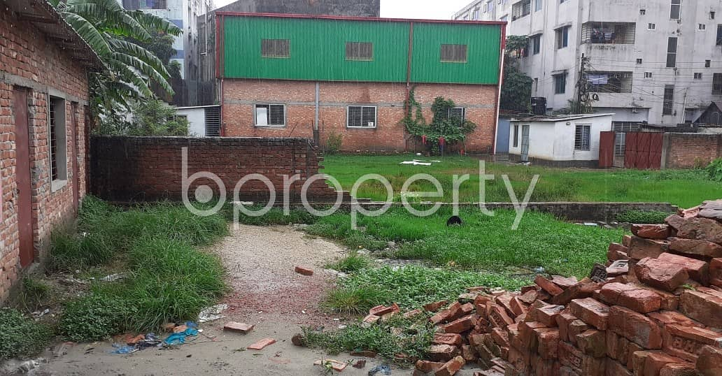 At Uttara - Sector 5, A Large 2.25 Katha Residential Plot Is For Sale
