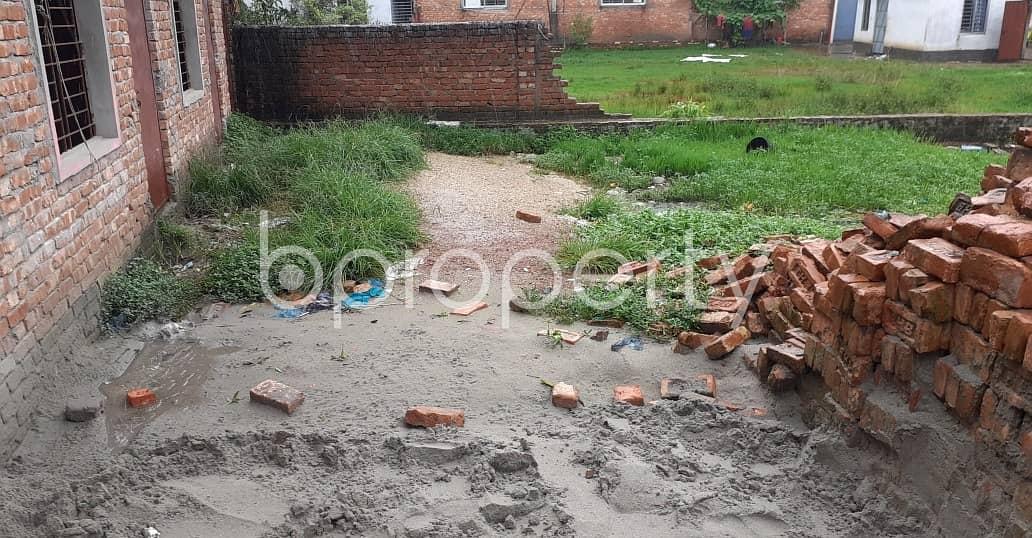 A 2.25 Ktha Residential Plot Ready For Sale At Uttara - Sector 5.