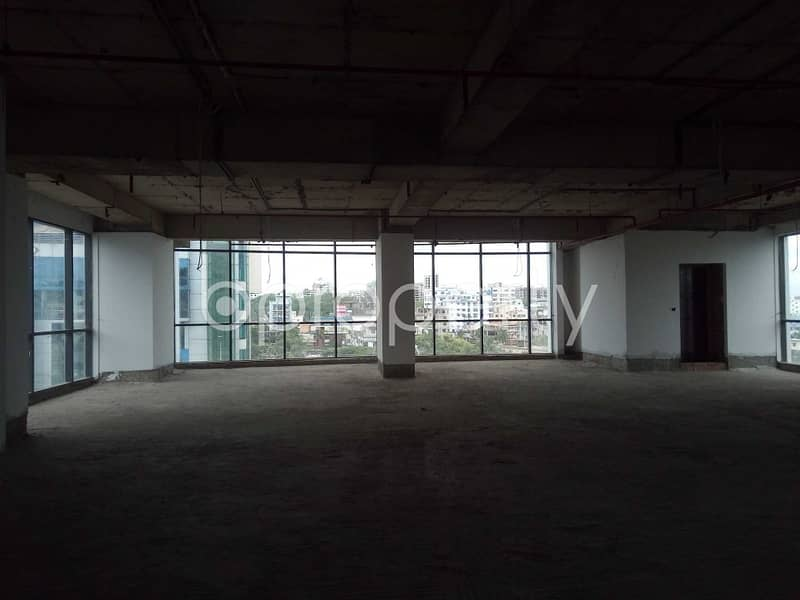 A 3050 Sq. ft Ready Commercial Space To Rent Next To Bangladesh Mahila Samiti Girls' High School and College