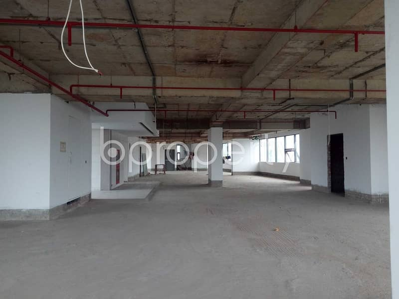 A 5168 Square Feet Big Size Commercial Office For Rent Beside To Bangladesh Mahila Samiti Girls' High School and College