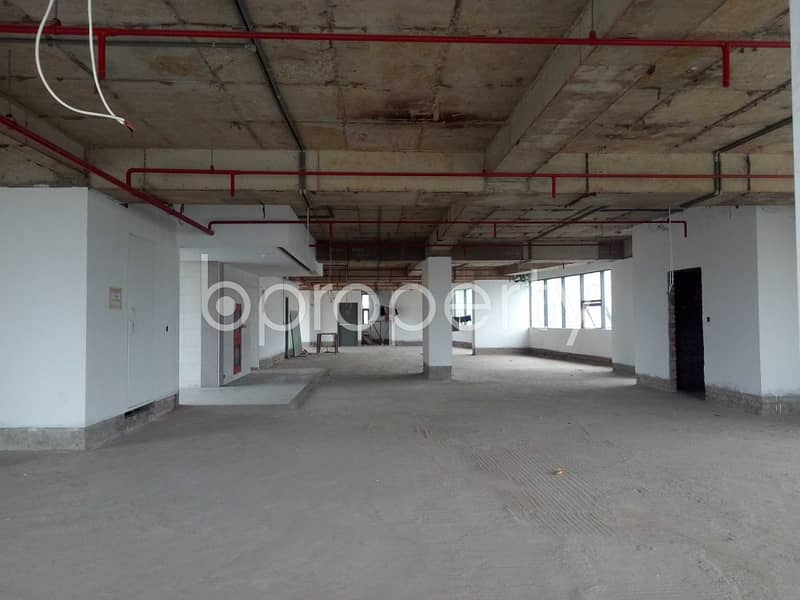 At CDA Avenue 5168 Sq. Ft Ready Commercial Space To Rent Close To Bangladesh Mahila Samiti Girls' High School and College