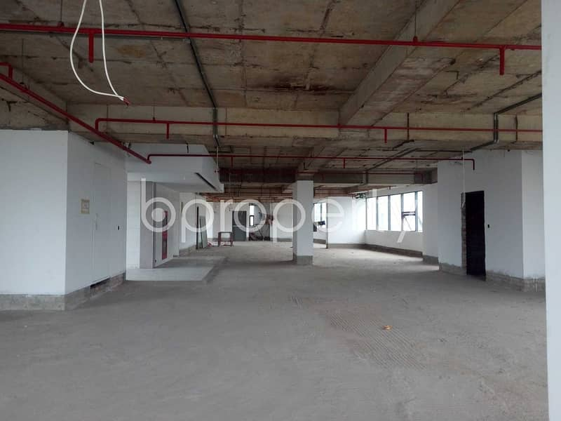 Close To Bangladesh Mahila Samiti Girls' High School and College A 5168 Sq. Ft Commercial Office For Rent.