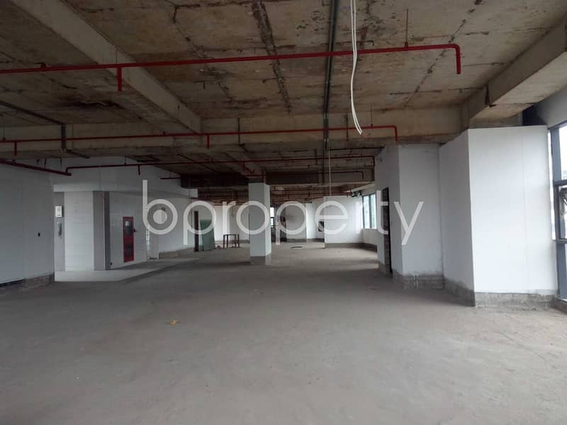 At CDA Avenue, 5168 Square Feet Large Commercial Office For Rent