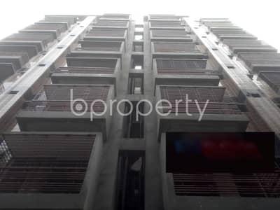 বিক্রয়ের জন্য BAYUT_ONLYএর অ্যাপার্টমেন্ট - বাড্ডা, ঢাকা - At Middle Badda Look At This 1250 Square Feet Residential Apartment For Sale