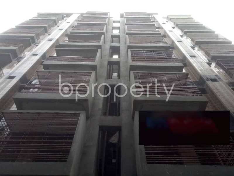 At Middle Badda Look At This 1250 Square Feet Residential Apartment For Sale
