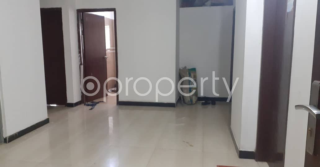 In The Location Of West Khulshi R/A, An Adequate 1599 Sq. Ft House Is For Sale.