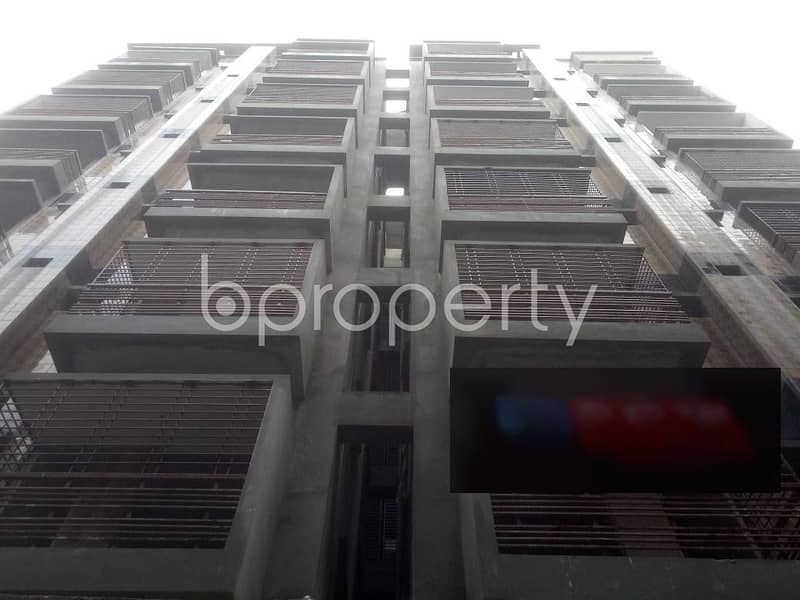 See This 3 Bedroom Smartly Priced Apartment Is Up For Sale In Middle Badda, That You Should Check.