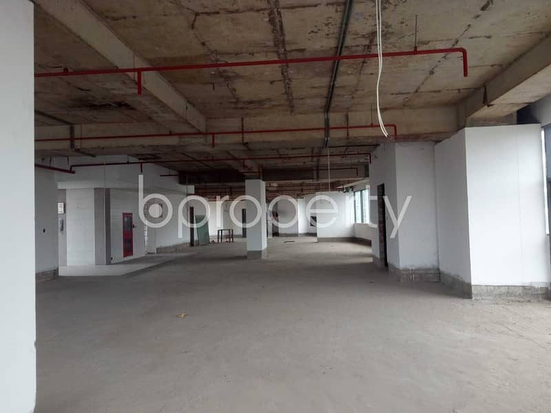 This Amazing Business Space Of 5168 Sq Ft Is Located In CDA Avenue, Up For Rent