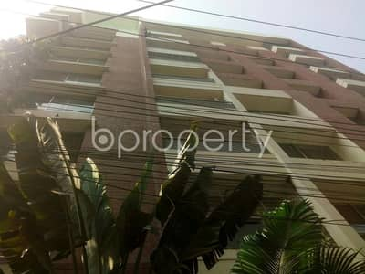 A 1821 Sq. Ft. flat is now up for Sale located near to Sunshine Grammar School & College in Muradpur