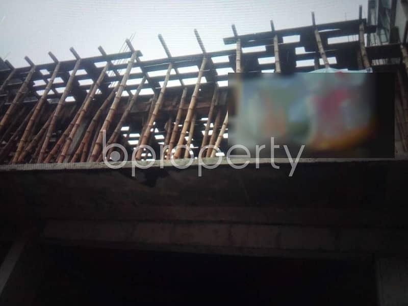 আধুনিক নাগরিক সুযোগসুবিধা সম্পন্ন বাসাবো এলাকায় ১৫৮০ বর্গফুটের একটি অ্যাপার্টমেন্ট বিক্রয় করা হবে