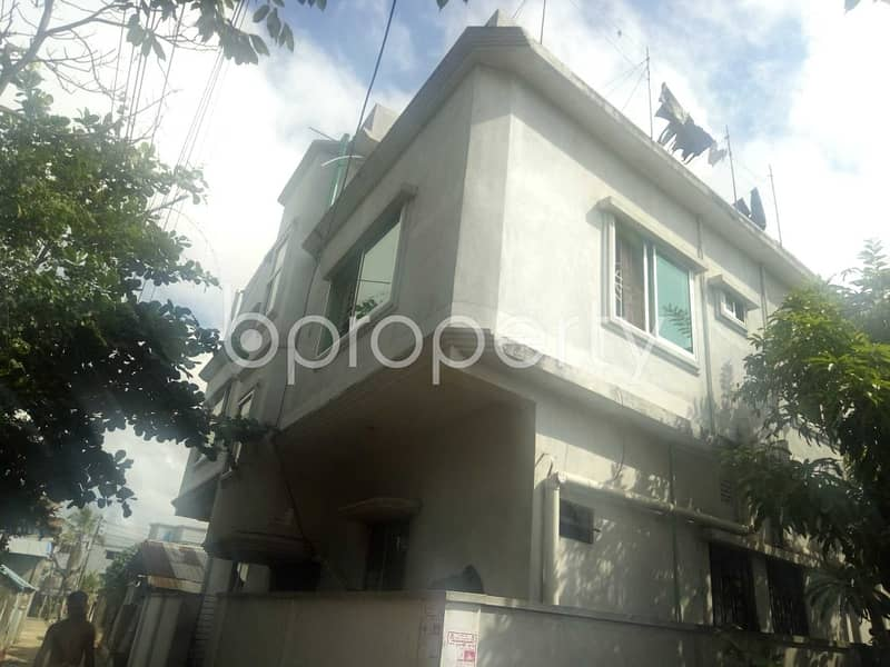 1-bed Homely Apartment is Up For Rent in Bandartali