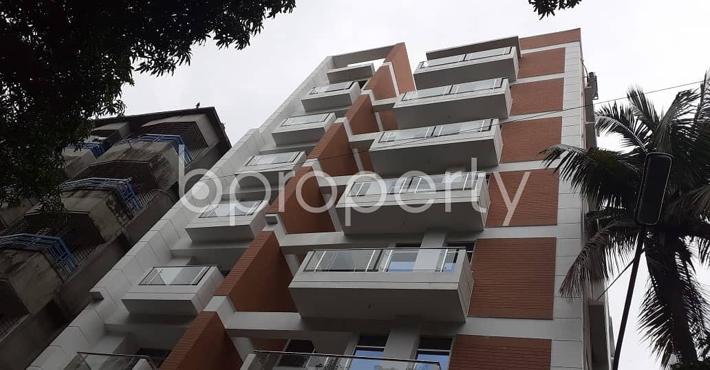 Spaciously Designed And Strongly Structured This 1750 Sq. Ft Apartment Is Now Vacant For Sale In Lalmatia