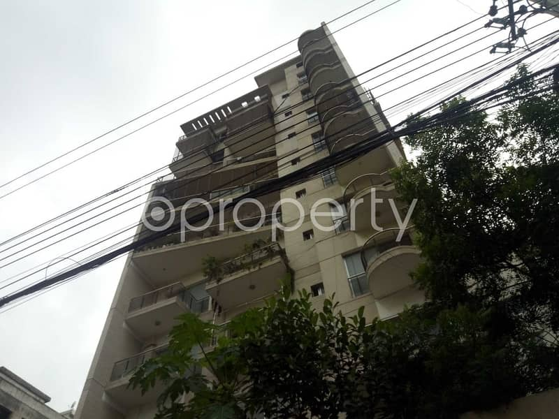 A Comfortable And Convenient 2200 Sq. Ft Office Is Ready For Rent At Sector 10, Uttara.