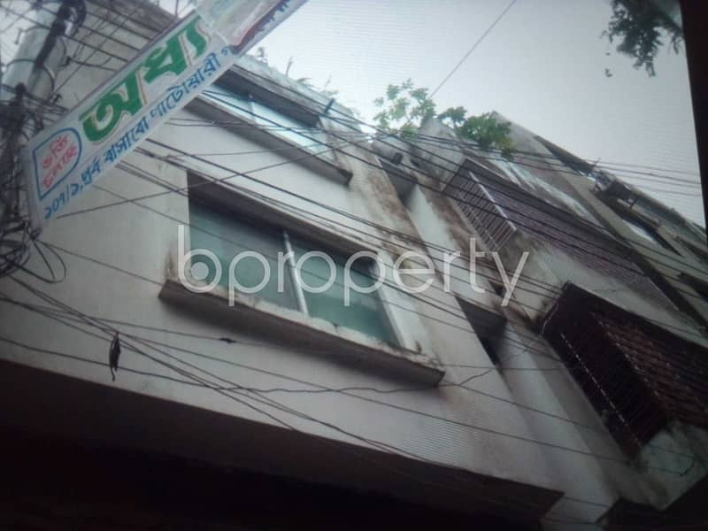 A 600 Sq Ft Commercial Office For Rent At East Bashabo