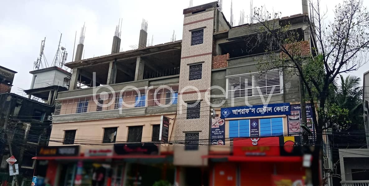Lucrative Shop Space Of 100 Sq Ft Is Vacant For Rent In Halishahar Housing Estate