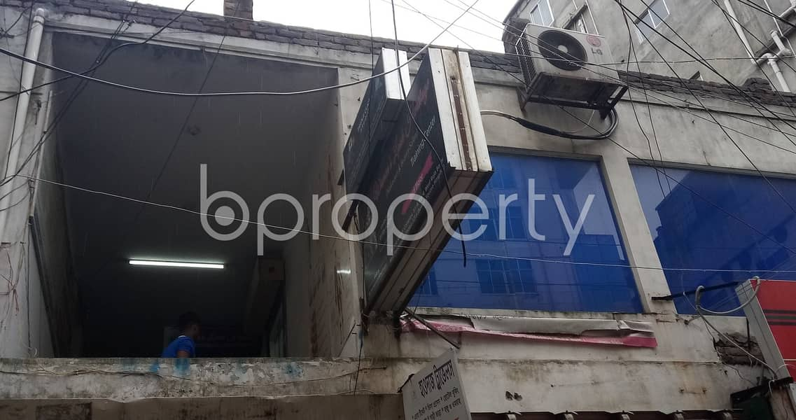 See This 160 Sq Ft Shop Space Up For Rent Located In Rajabazar