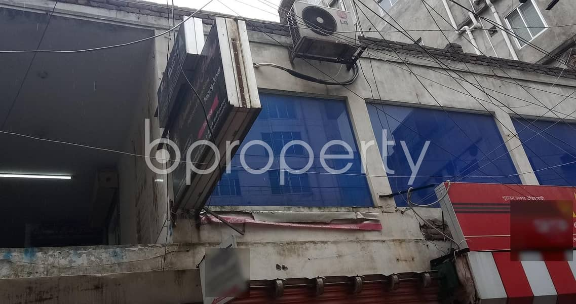 Lucrative Shop Space Of 144 Sq Ft Is Vacant For Rent In Rajabazar