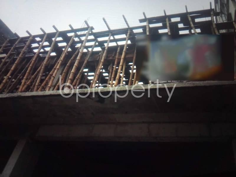 আধুনিক নাগরিক সুযোগ সুবিধা সংবলিত বাসাবো এলাকায় ১৩৫০ বর্গফুটের একটি আবাসিক অ্যাপার্টমেন্ট বিক্রয় করা হবে