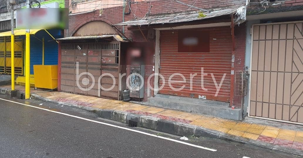 Available At Mohammadpur Next To Al Amin Jama Masjid 120 Sq. ft Commercial Shop Speech Is For Rent