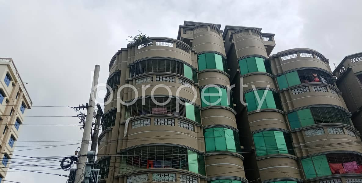 This 1300 Sq Ft Flat In Halishahar With A Convenient Price Is Up For Rent