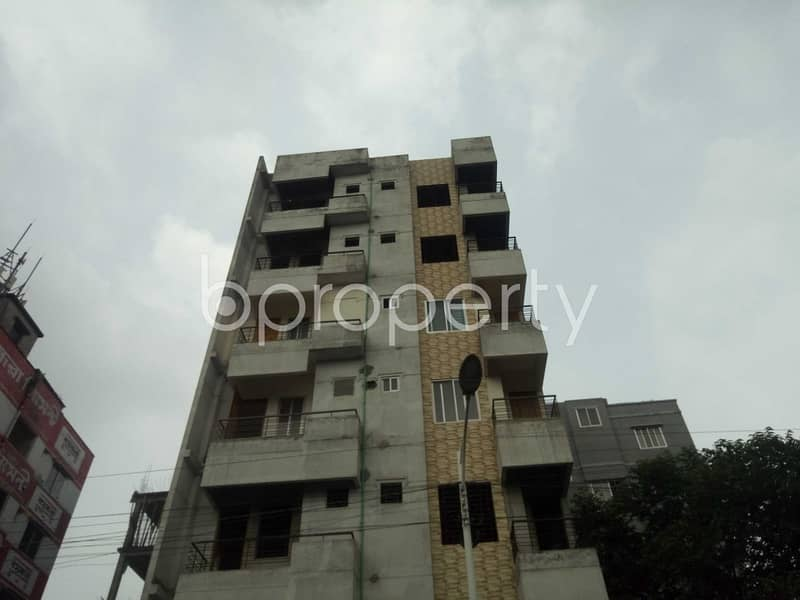Checkout This 1550 Sq Ft Commercial Space For Rent In Uttara