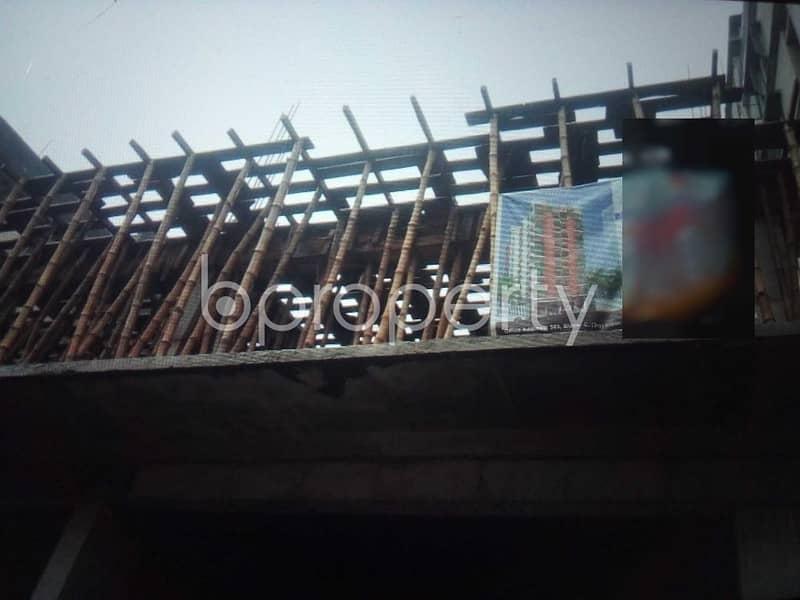 নিরাপদ আবাসনের নিশ্চয়তায় বাসাবো এলাকায় ১৩৫০ বর্গফুটের একটি অ্যাপার্টমেন্ট বিক্রয় করা হবে