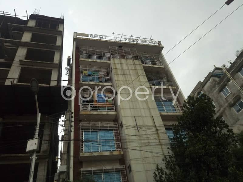 Amazing 950 Sq Ft Office Space Is Ready For Rent In Uttara