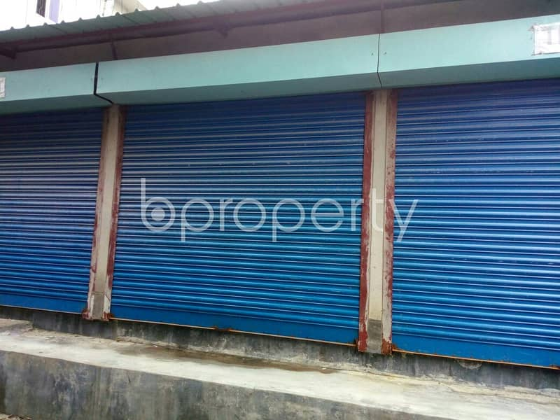 135 Sq Ft Commercial Shop Is Available For Rent In Tongi