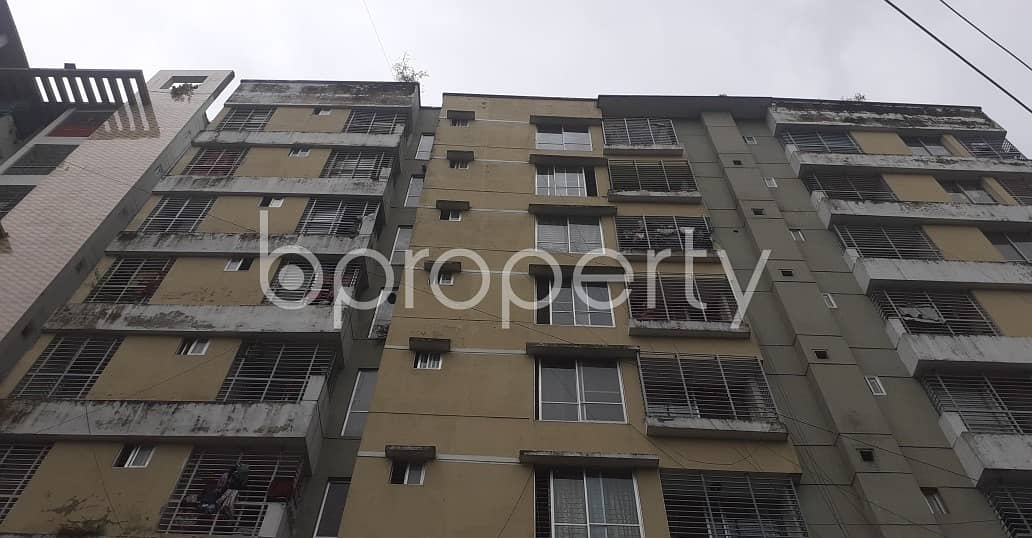 See This 1400 Sq Ft Apartment For Rent Is All Set For You In East Nasirabad