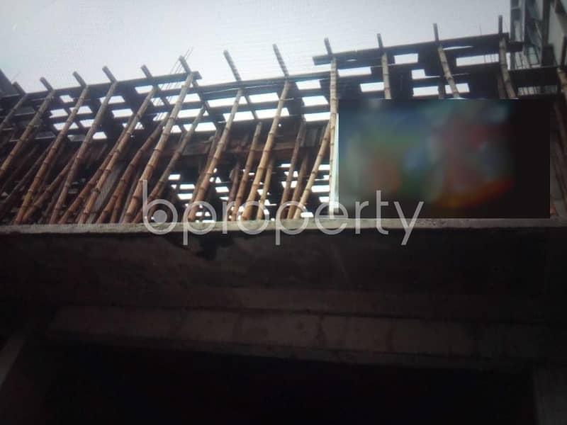 সুন্দর পরিবেশে নির্মিত বাসাবো এলাকায় ১৩৫০ বর্গফুটের একটি অ্যাপার্টমেন্ট বিক্রয় করা হবে