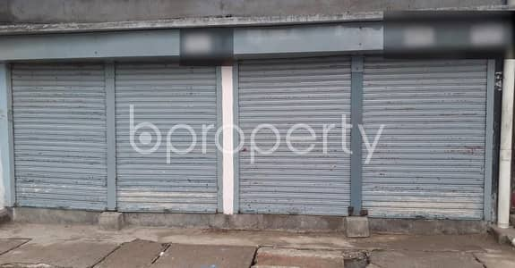 Shop for Rent in 9 No. North Pahartali Ward, Chattogram - 150 Square Feet Commercial Shop For Rent At Kaibalyadham Housing Society , North Pahartali
