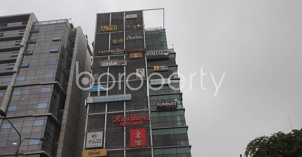 2341 Square Feet Commercial Office For Rent At Dhanmondi Beside To National Bank Limited.