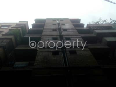 4 Bedroom Flat for Sale in Badda, Dhaka - This 1800 Sq. Ft. -4 Bedroom Flat Is Up For Sale At South Baridhara Residential Area.