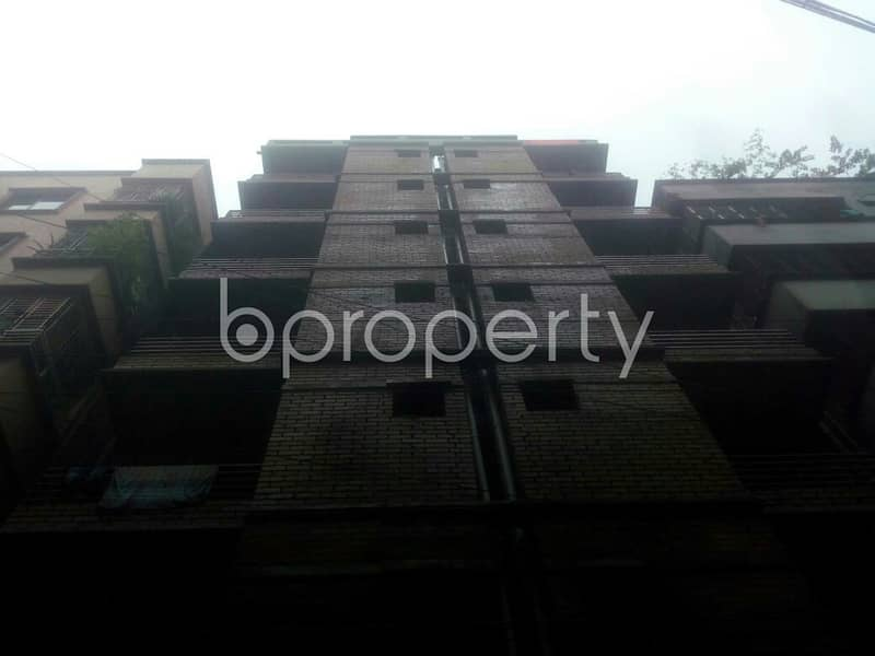 This 1800 Sq. Ft. -4 Bedroom Flat Is Up For Sale At South Baridhara Residential Area.