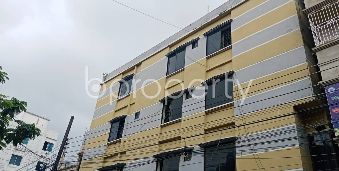 1300 Sq Ft Apartment Is Ready For Rent At Halishahar