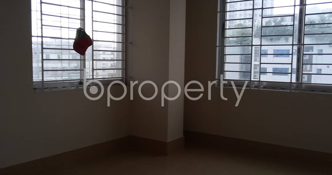 This 1500 Square Feet Office Space Is For Rent At Panthapath Main Road.